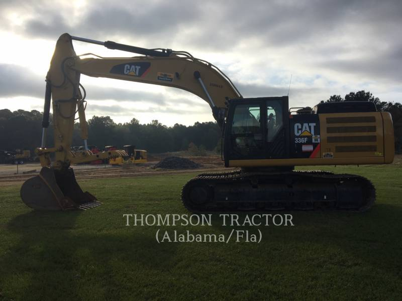 CATERPILLAR TRACK EXCAVATORS 336FL equipment  photo 8