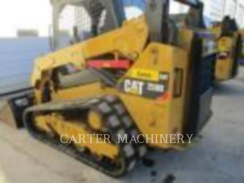 CATERPILLAR MINICARGADORAS 259D CYW equipment  photo 3