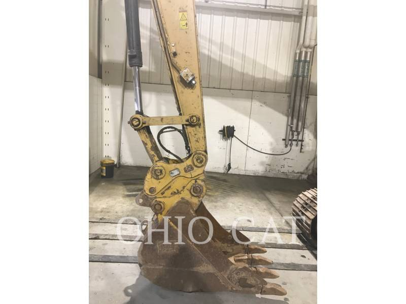 CATERPILLAR KETTEN-HYDRAULIKBAGGER 312EL TC equipment  photo 4
