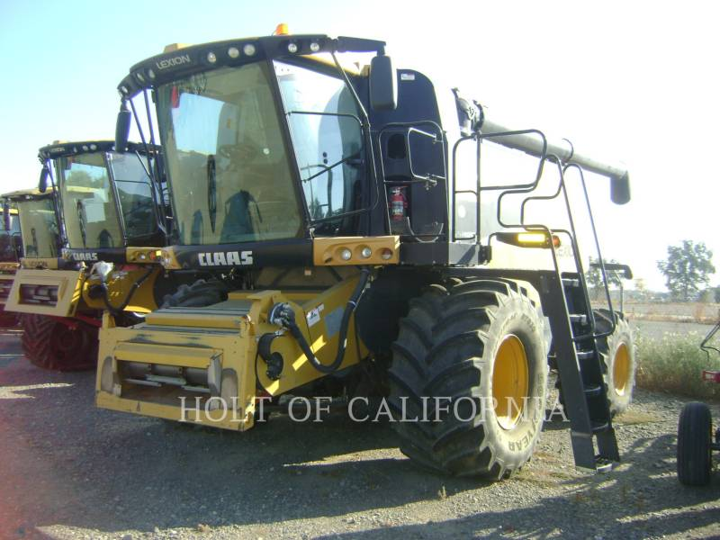LEXION COMBINE COMBINADOS 740   GT10763 equipment  photo 1