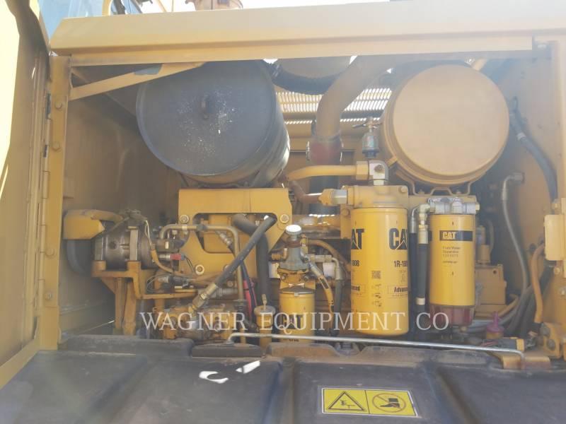 Caterpillar AUTOGREDERE 140HNA equipment  photo 14