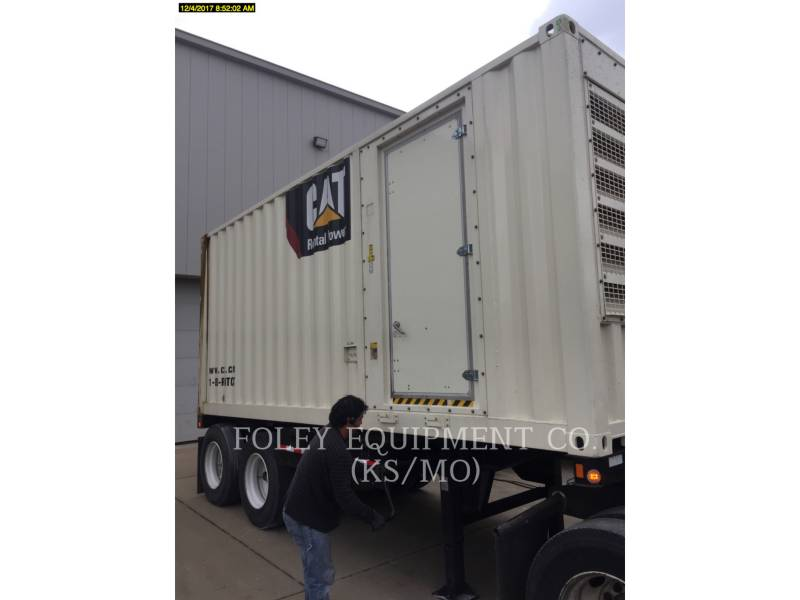 CATERPILLAR PORTABLE GENERATOR SETS XQ500 equipment  photo 4