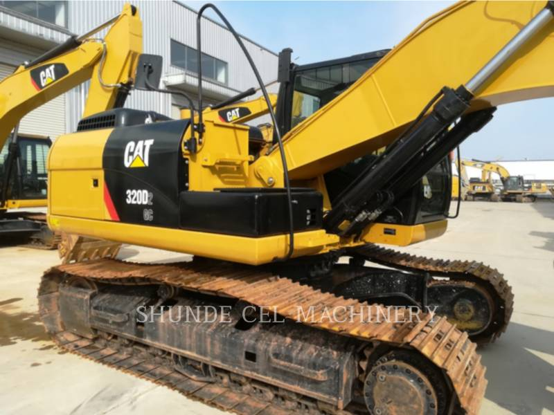 CATERPILLAR EXCAVADORAS DE CADENAS 320D2GC equipment  photo 8