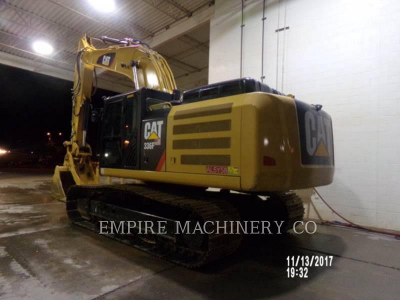 CATERPILLAR トラック油圧ショベル 336FL TH P equipment  photo 3