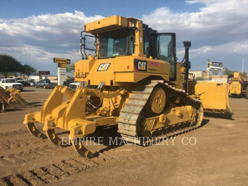 CATERPILLAR TRACTORES DE CADENAS D6T PAT ST equipment  photo 2