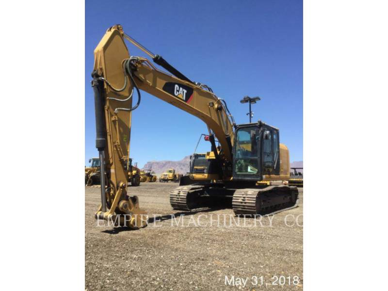 CATERPILLAR TRACK EXCAVATORS 320E LRR P equipment  photo 2
