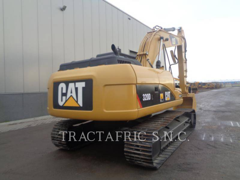 CATERPILLAR PALA PARA MINERÍA / EXCAVADORA 320DL equipment  photo 7
