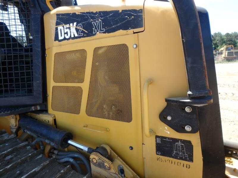 CATERPILLAR CIĄGNIKI GĄSIENICOWE D5K2XL equipment  photo 19