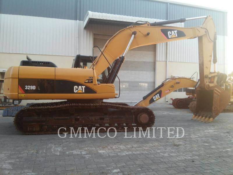 CATERPILLAR ESCAVADEIRAS 329DL equipment  photo 5