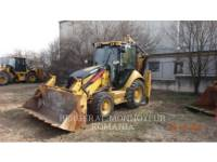 Equipment photo CATERPILLAR 428E GRAAF-LAADCOMBINATIES 1