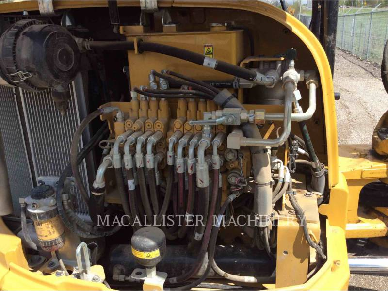 CATERPILLAR KETTEN-HYDRAULIKBAGGER 305.5E2CR equipment  photo 10