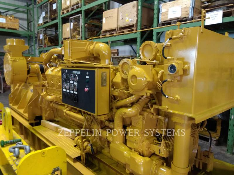 CATERPILLAR STATIONÄR - ERDGAS G3516 PPO G1000 equipment  photo 2