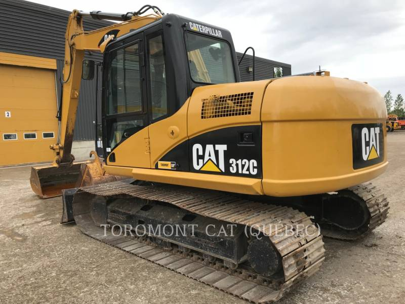 CATERPILLAR EXCAVADORAS DE CADENAS 312CL equipment  photo 2