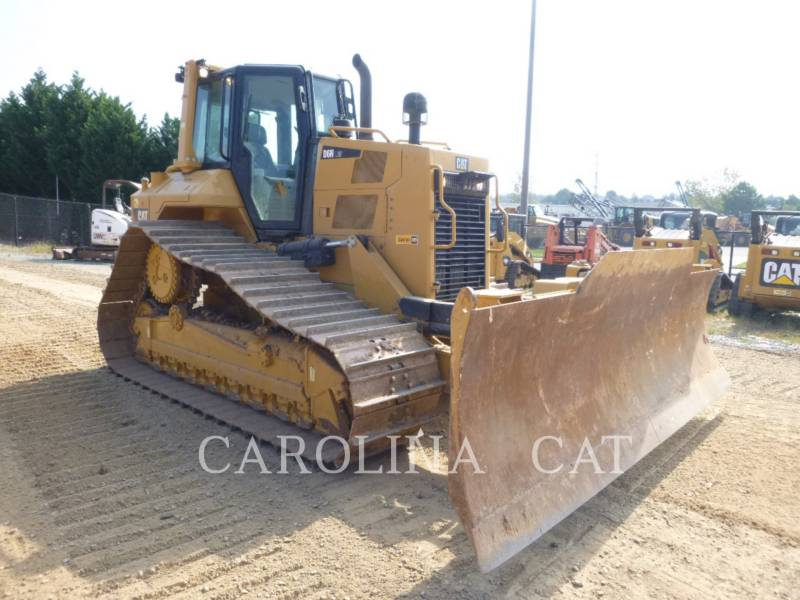 CATERPILLAR CIĄGNIKI GĄSIENICOWE D6N-4F LGP equipment  photo 5