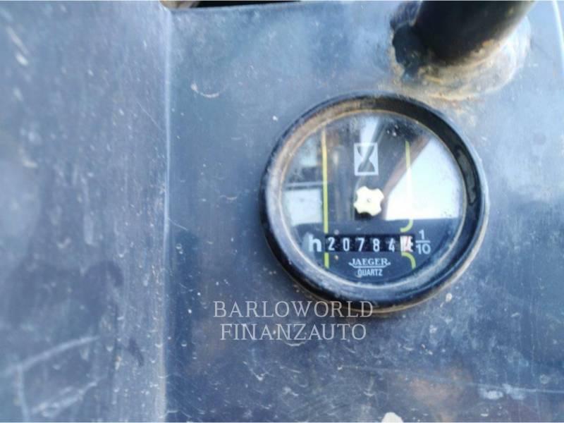 CASE WHEEL EXCAVATORS BLANCO equipment  photo 5