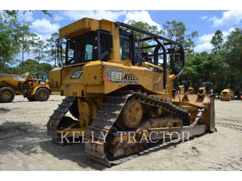 CATERPILLAR TRACTORES DE CADENAS D6TXL equipment  photo 3