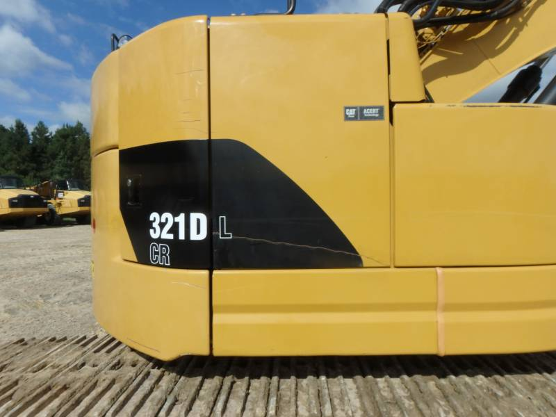 CATERPILLAR トラック油圧ショベル 321DLCR equipment  photo 20