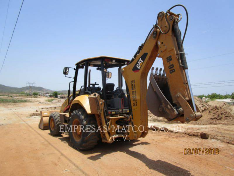 CATERPILLAR BACKHOE LOADERS 416F2STLRC equipment  photo 4