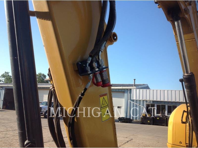 CATERPILLAR KETTEN-HYDRAULIKBAGGER 308E2CRSB equipment  photo 22