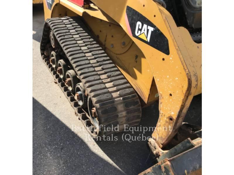 CATERPILLAR CARREGADEIRAS TODO TERRENO 257B2 equipment  photo 6