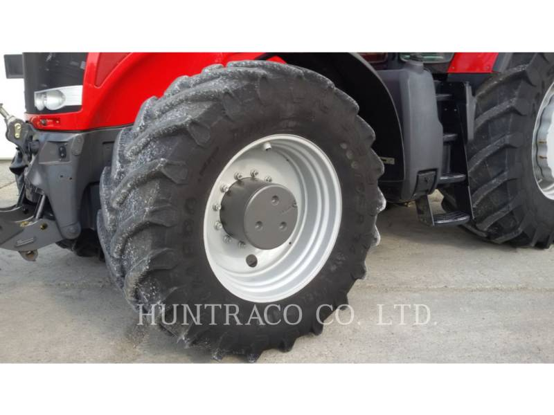 AGCO-MASSEY FERGUSON AG TRACTORS MF8680 equipment  photo 8