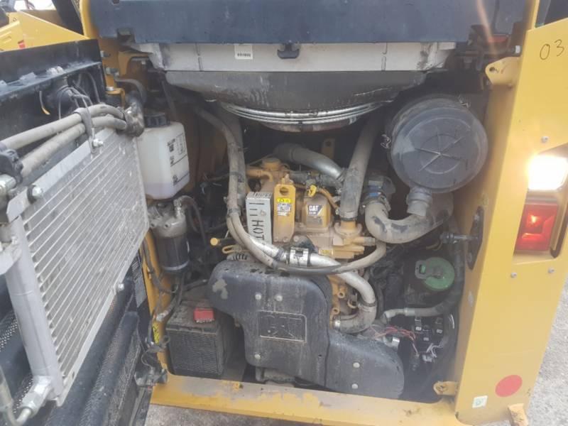 CATERPILLAR MINICARGADORAS 262DLRC equipment  photo 6