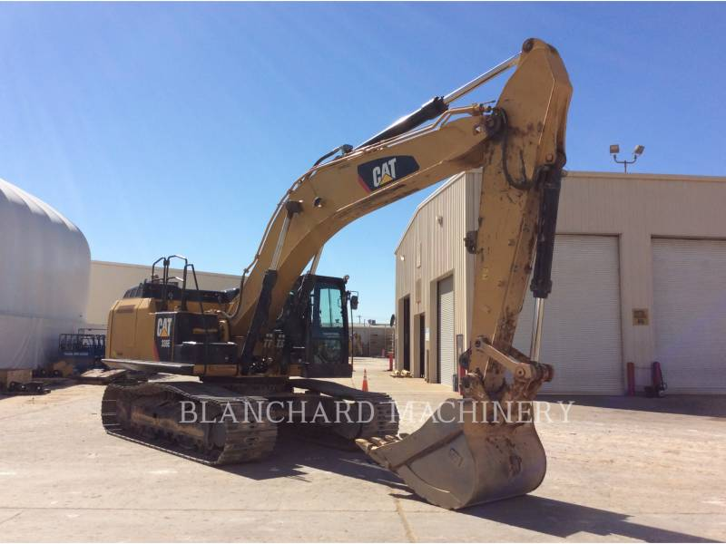 CATERPILLAR TRACK EXCAVATORS 336E equipment  photo 1