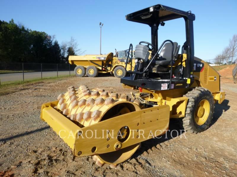 Caterpillar SUPORT TAMBUR SIMPLU PENTRU ASFALT CP44 equipment  photo 3