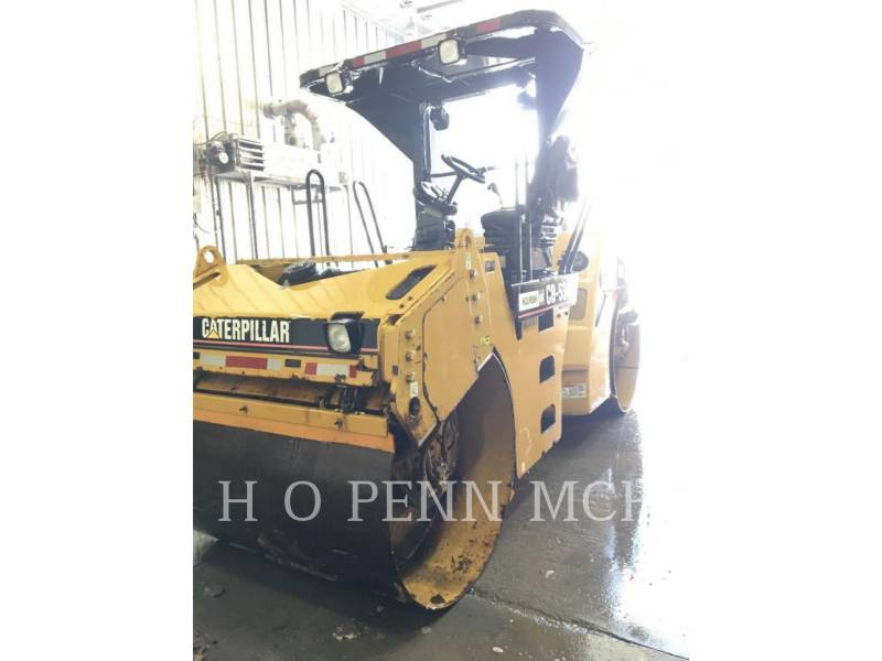 CATERPILLAR HERRAMIENTA: COMPACTADOR CB534D equipment  photo 4