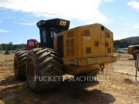 PRENTICE FORESTRY - FELLER BUNCHERS - WHEEL 553C equipment  photo 2