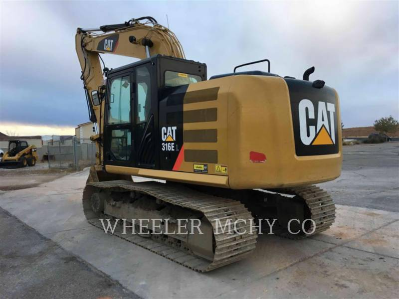 CATERPILLAR KETTEN-HYDRAULIKBAGGER 316E L equipment  photo 3
