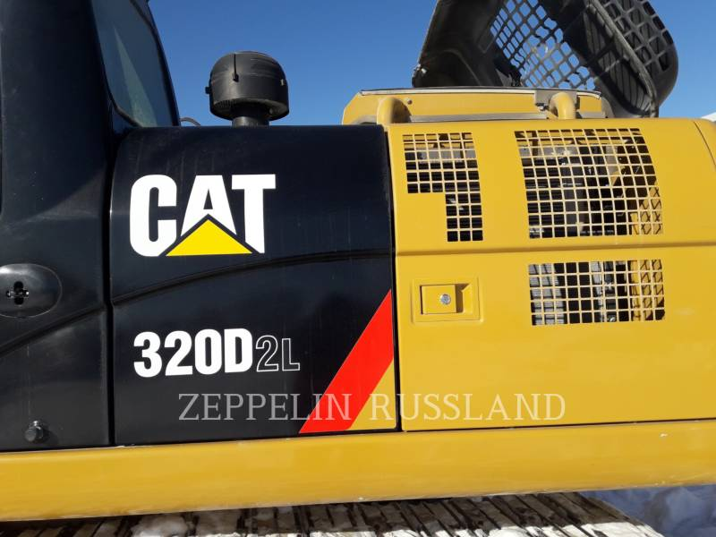 CATERPILLAR TRACK EXCAVATORS 320D2L equipment  photo 6