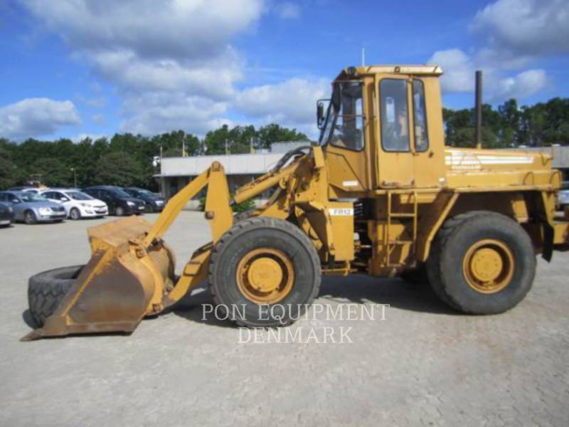 FIAT ALLIS WHEEL LOADERS/INTEGRATED TOOLCARRIERS FR12 equipment  photo 7