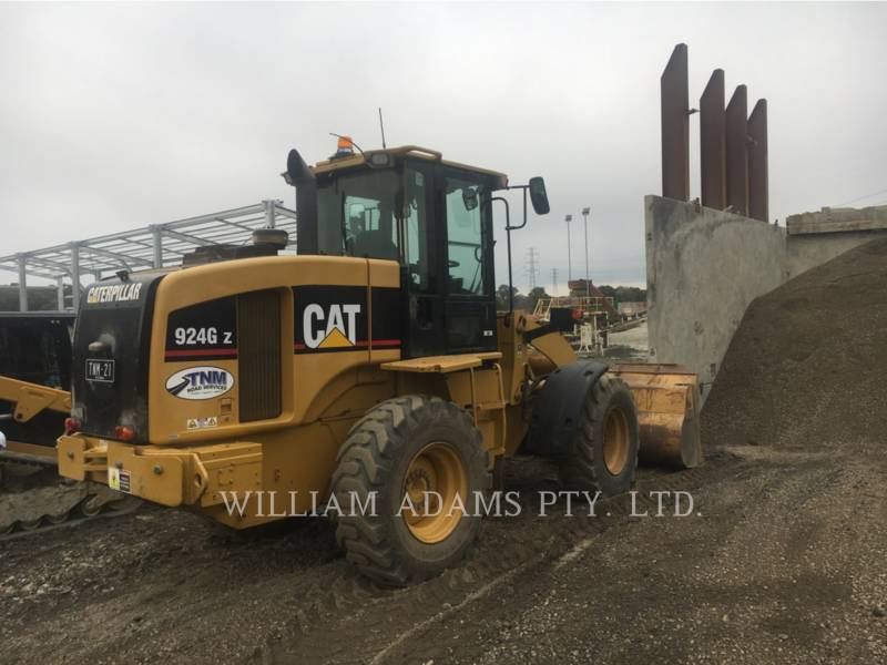 CATERPILLAR WHEEL LOADERS/INTEGRATED TOOLCARRIERS 924GZ equipment  photo 1