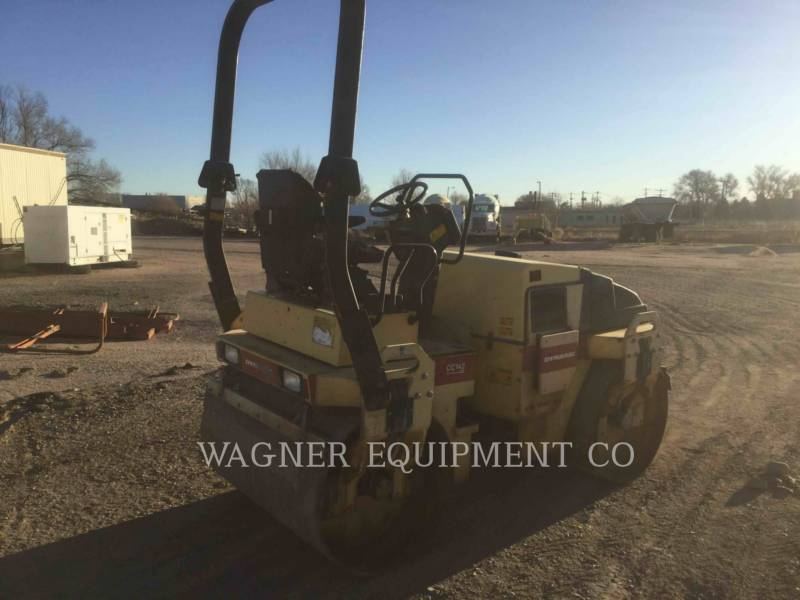 DYNAPAC COMPACTORS CC142 equipment  photo 3