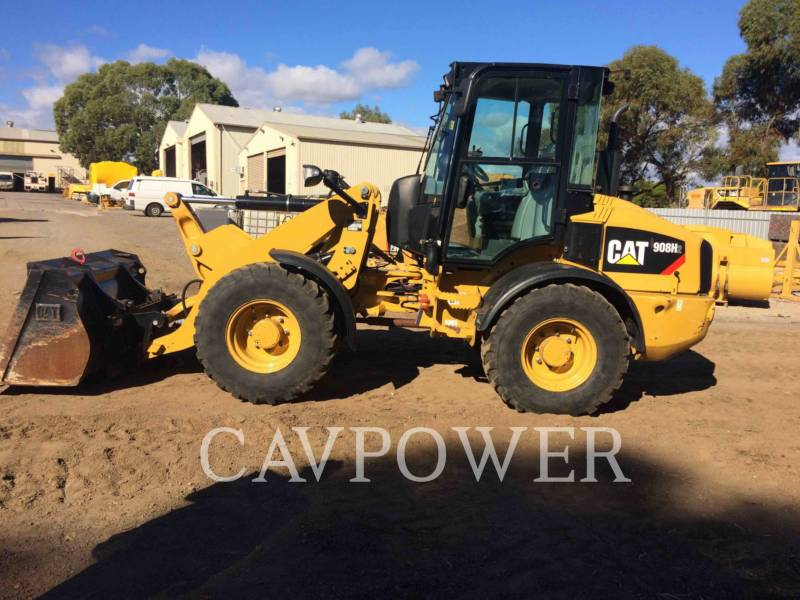 CATERPILLAR CARGADORES DE RUEDAS 908H equipment  photo 18