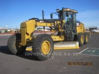 Equipment photo CATERPILLAR 140M モータグレーダ 1