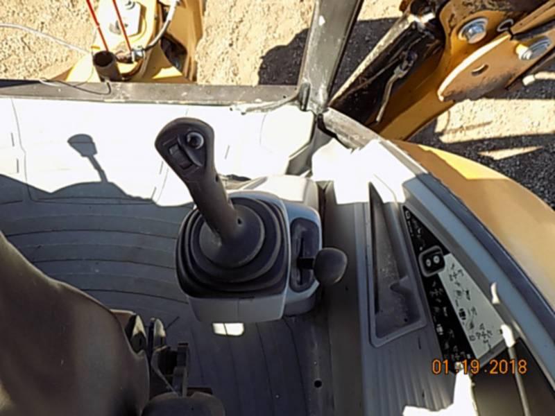CATERPILLAR BAGGERLADER 420FST equipment  photo 10