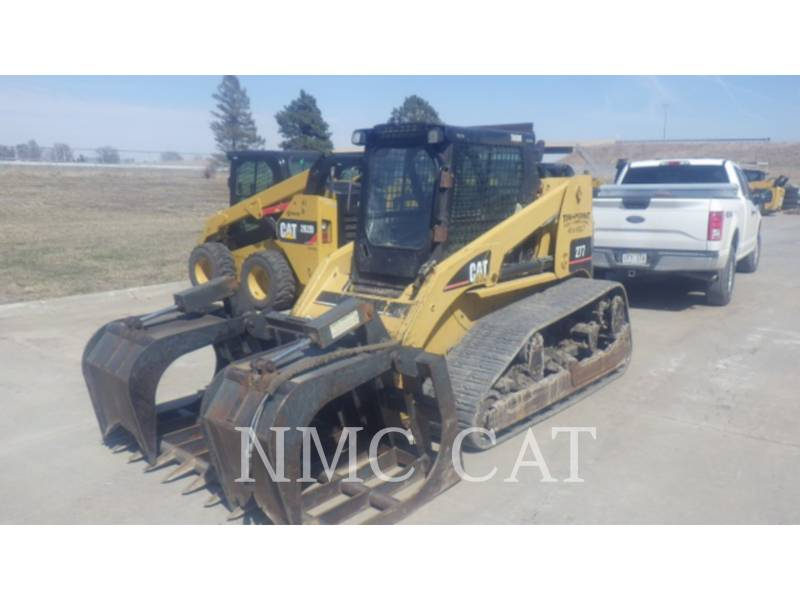 CATERPILLAR MULTI TERRAIN LOADERS 277 equipment  photo 1