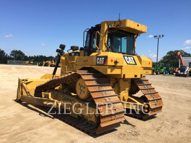 CATERPILLAR TRACTORES DE CADENAS D6TLGPA equipment  photo 2