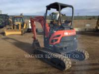 KUBOTA TRACTOR CORPORATION TRACK EXCAVATORS U25 equipment  photo 2