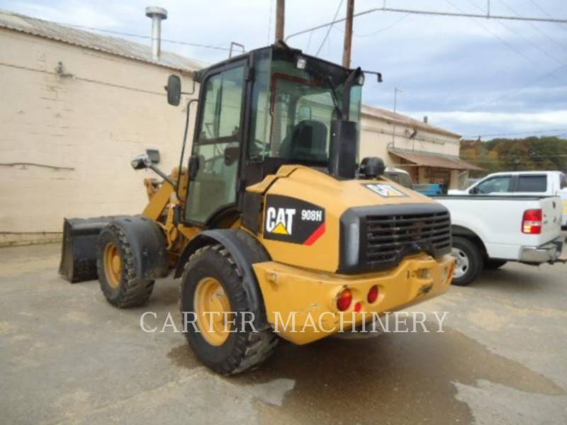 CATERPILLAR MINING WHEEL LOADER 908H AC equipment  photo 3