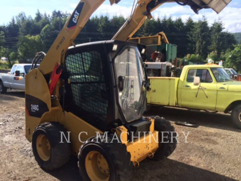 CATERPILLAR SKID STEER LOADERS 246C S4CB equipment  photo 5