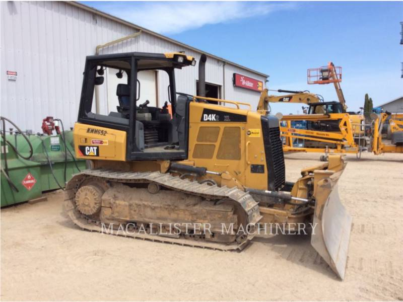 CATERPILLAR KETTENDOZER D4K2XL equipment  photo 1