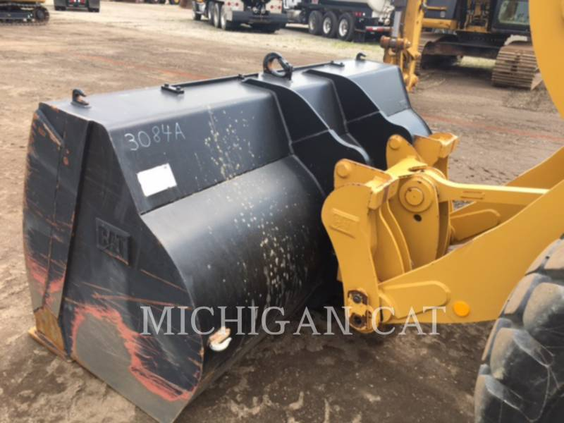 CATERPILLAR WHEEL LOADERS/INTEGRATED TOOLCARRIERS 924K RQ+ equipment  photo 15