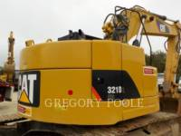CATERPILLAR KETTEN-HYDRAULIKBAGGER 321DLCR equipment  photo 11