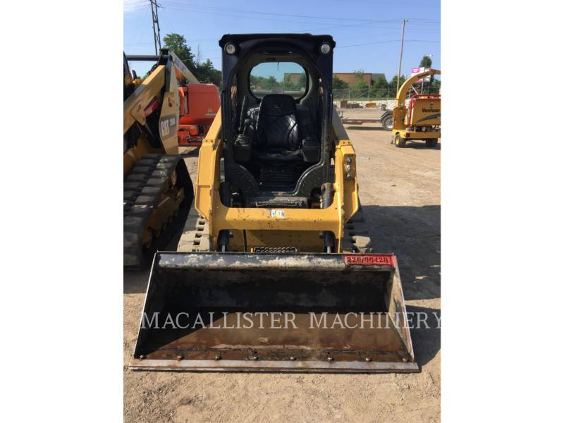 CATERPILLAR DELTALADER 249D equipment  photo 3