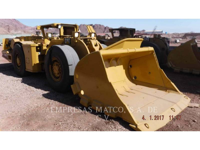 CATERPILLAR CARGADOR PARA MINERÍA SUBTERRÁNEA R1300G equipment  photo 1