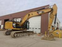 CATERPILLAR EXCAVADORAS DE CADENAS 329EL CF equipment  photo 1