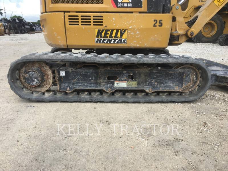 Caterpillar EXCAVATOARE PE ŞENILE 301.7DCR equipment  photo 8